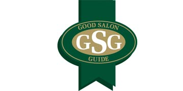 The Good Salon Guide logo