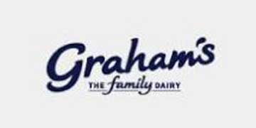 Graham's Family Dairy logo
