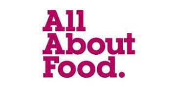 All About Food logo