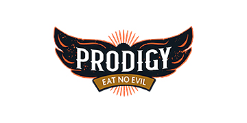 Prodigy Snacks logo