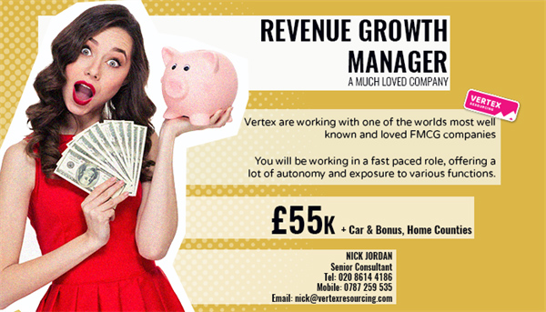 Revenue Growth Manager