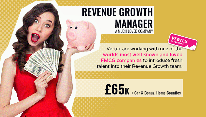 Vertex Revenue Growth Manager