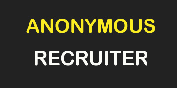 Anonymous Recruiter logo