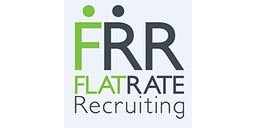 Flat Rate Recruitment Group logo