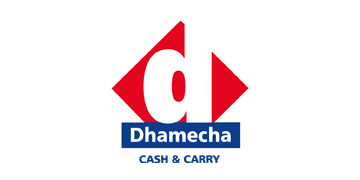 Dhamecha Cash & Carry logo