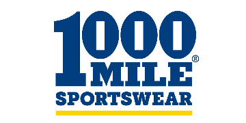 1000 Mile Sportswear Ltd logo