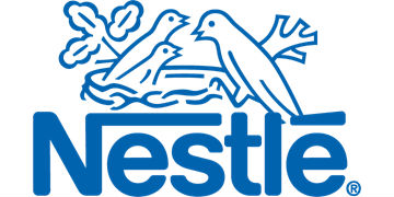 Nestle c/o Reach logo