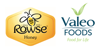Valeo Foods UK (trading as Rowse Honey ltd) c/o SmithCarey Ltd logo