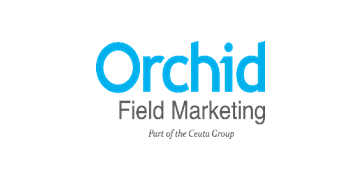 Orchid Field Marketing logo