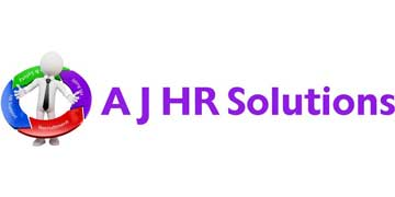 A J HR Solutions logo