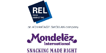 Mondelez c/o REL Field Marketing logo